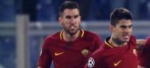 Perotti e Strootman out contro il Chievo per infortunio