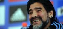 Maradona ha lasciato la panchina dell'Al Fujairah
