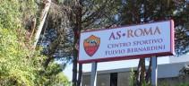 I giallorossi tornano a lavorare a Trigoria (foto)