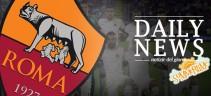 DailyNews Inside Roma - Colloqui avanzati tra Roma e Siviglia per N'Zonzi. Le parti provano ad avvicinarsi - Muorinho vorrebbe Monchi al Manchester United - Dennis Man vicino alla Roma per 11 milioni ma il club vuole tenerlo - Il Torino torna ad allenarsi