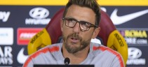 Roma vs Chievo, le parole di Di Francesco in conferenza stampa: