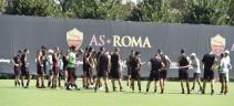 Allenamento Roma, giallorossi subito a Trigoria domani alle 11:45
