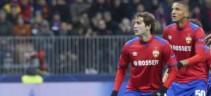 CSKA Mosca batte 2-0 lo Zenit San Pietroburgo di Marchisio
