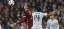 Roma-Real Madrid, Nacho out per infortunio. In dubbio Casemiro