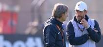 Allenamento Roma, sessione tecnico-tattica con la Primavera. Terapie per De Rossi e Luca Pellegrini