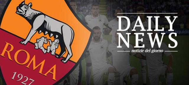 InsideRoma Daily News - Dzeko nel mirino del Real - Lo United punta su Pellegrini - Monchi parla della VAR