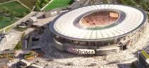 Stadio Roma. Frongia: