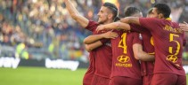 La Roma parte per Udine (video)