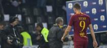 Dzeko, El Shaarawy e De Rossi assenti contro l'Inter