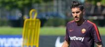 Pellegrini tenta di recuperare per il match con l'Inter