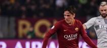 Roma-Inter, la partita che promuove Zaniolo