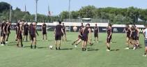 Allenamento Roma, scarico per chi ha giocato contro l'Inter