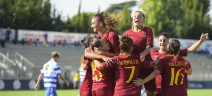La Roma femminile batte l'Orobica per 3-1