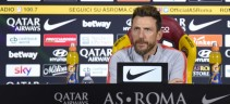 Conferenza stampa Di Francesco: