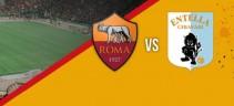 Formazioni ufficiali Roma-Entella. Out Perotti, al suo posto Kluivert. Pastore di nuovo titolare alle spalle di Schick