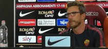 Di Francesco sarà presente domani alle 13:45 in conferenza stampa pre-Torino