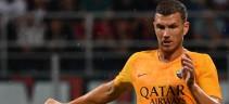 La Roma non rinnoverà il contratto di Dzeko. Il bosniaco o va via a giugno o a fine contratto