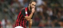 Convocati Milan-Genoa. Higuain non c'è, prossimo al trasferimento al Chelsea (foto)