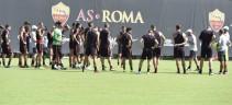 Allenamento Roma. Fissata domani alle 10:30 la ripresa