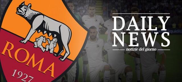 InsideRoma Daily News: Contatti con Mancini, ma se ne riparla a giugno. Dzeko piace in Premier. Domani la ripresa degli allenamenti