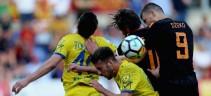 Chievo-Roma, le Formazioni Ufficiali: Confermati Schick e Karsdorp, con Marcano in difesa. In avanti torna titolare El Shaarawy