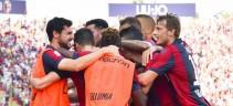 Roma-Bologna, Gonzalez non sarà della partita