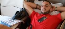 Problema muscolare per Manolas. Il greco out 20 giorni