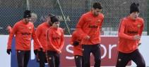 Allenamento Roma. Seduta posticipata alle 16 per far presentare Ranieri alla squadra