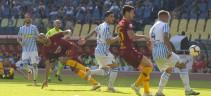 SPAL-Roma 2-1. Forti dubbi sul rigore concesso ai padroni di casa