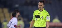 Roma-Udinese, arbitra Di Bello. Giallorossi imbattuti in stagione col fischietto di Brindisi