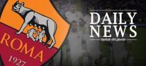 InsideRoma Daily News - Clausola Bennacer-Arsenal - Convocati. Tornano De Rossi, Florenzi e Perotti - Infortunio per Nzonzi
