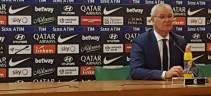 Conferenza Stampa Ranieri: