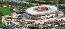 Stadio della Roma, si riuniscono le commissioni Lavori Pubblici e Urbanistica