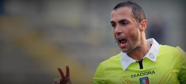 Inter-Roma, arbitra Guida. L'ultima volta col fischietto campano proprio a San Siro, la sconfitta col Milan