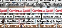 Inter vs Roma, le pagelle dei quotidiani
