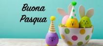 Auguri di Buona Pasqua da tutta la redazione di Insideroma