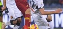 Genoa vs Roma 1 a 1 - Pareggia il Genoa in extra-time con Romero, Mirante para un rigore a Sanabria