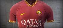 La Roma lancia la nuova maglia per la prossima stagione (Foto)