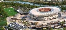 Tentazione americana: lo Stadio della Roma dirottato a Fiumicino