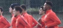 Allenamento Roma, scarico per chi ha giocato ieri, a parte Veretout e Pastore