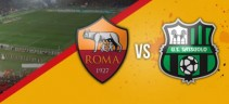 Roma vs Sassuolo 4 a 2 - Prima vittoria stagionale per la Roma