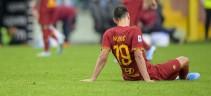 La Roma sempre più a pezzi