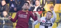 Parma terra di conquista per la squadra giallorossa