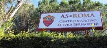 Allenamento Roma, domani la rifinitura alle ore 11