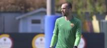 Pau Lopez in dubbio contro l'Inter per un problema muscolare