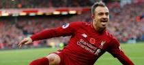 La Roma punta Shaqiri del Liverpool. No dei Reds al prestito, giocatore valutato 15 milioni