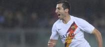 La Roma tratta con l'Arsenal per prendere Mkhitaryan a titolo definitivo
