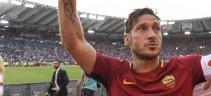 L'addio di Totti e l'Olimpico in lacrime
