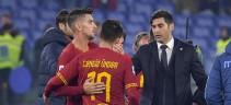 La Roma è al punto di partenza