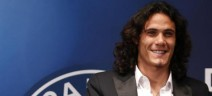 L'Atletico Madrid rinuncia a Cavani. Roma in pole position